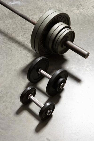 free-weight